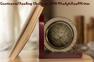 Continental Reading Challenge 2018 @LadyInReadWrites