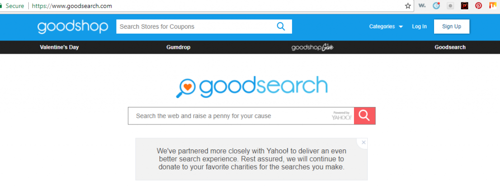 Search Engines for Social Good